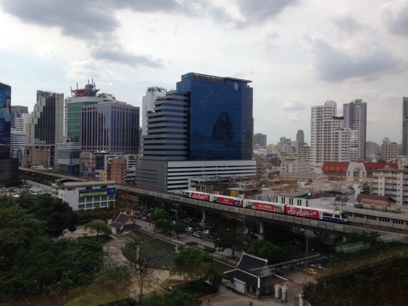 Phrom Phong seen from TCDC