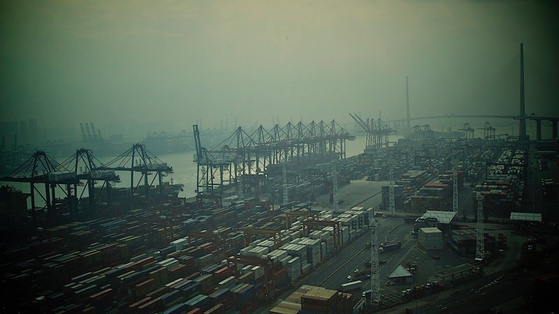 Container Terminal 9