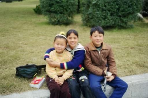 Early friends in China